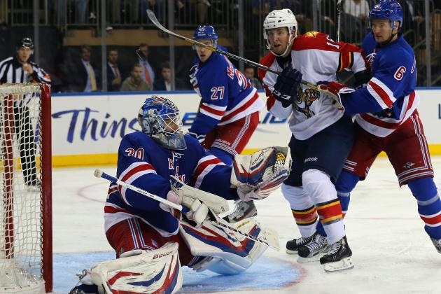 Blueshirts United: Rangers Thrash the Panthers 6-1