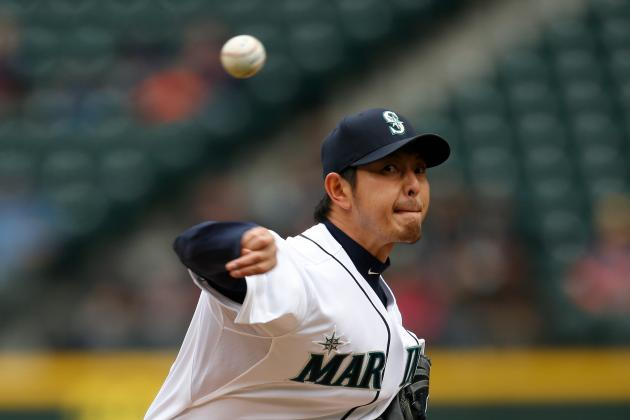 Mariners' Pitching Trumps Verlander, Tigers