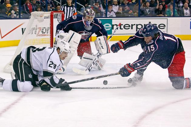 ESPN Gamecast: Blue Jackets vs. Kings