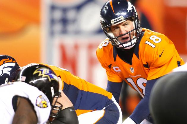 2013 NFL Schedule: Analyzing and Reacting to This Year's Matchups