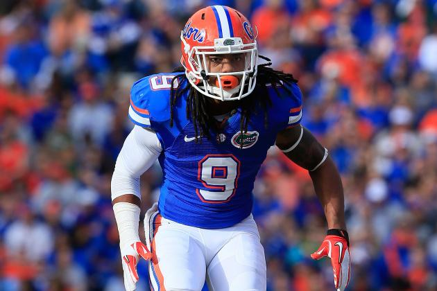 Josh Evans Scouting Report: NFL Outlook for Florida Safety