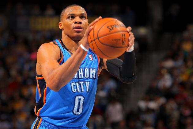 Why Russell Westbrook's Shot-Chucking Won't Impact OKC Thunder Playoff Success