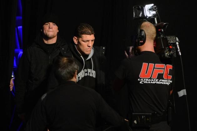 Dana White Recalls Amusing Nick Diaz Anecdote, Leaves Door Open for Diaz Fight