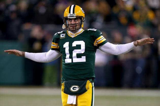 Green Bay Packers 2013 Schedule: Breaking Down Toughest Non-Divisional Matchups