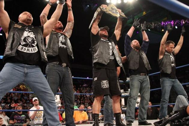 TNA Impact Wrestling, April 18: Aces & Eights Dominate, the X Division and More