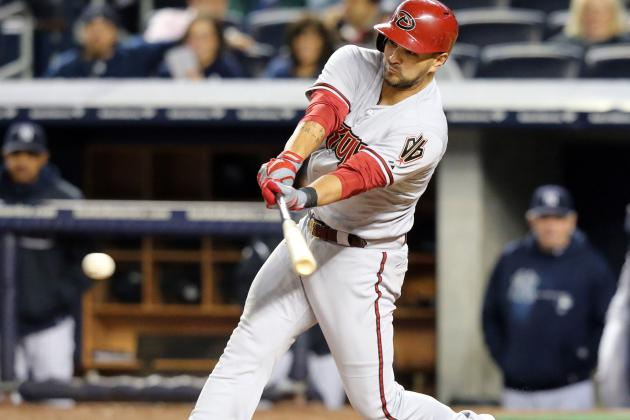 Four-Run 12th Helps Diamondbacks Down Yankees in Extras