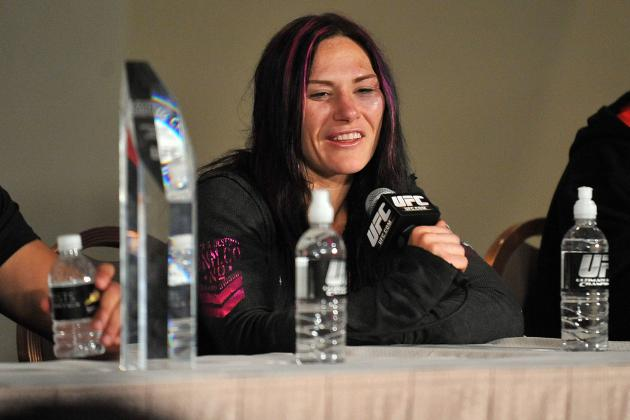 Dana White on Cat Zingano's TUF Pay: 'I Think She's Going to Be OK'