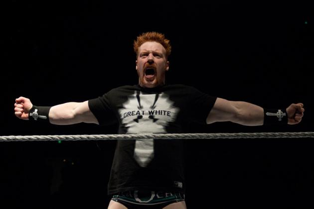 WWE: The Celtic Warrior Sheamus Is the Odd Man out on WWE Television