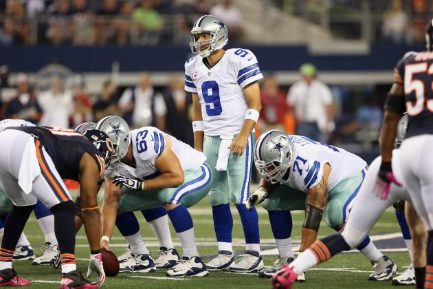 Dallas Cowboys 2013 Schedule: Breaking Down Toughest Weeks on Slate