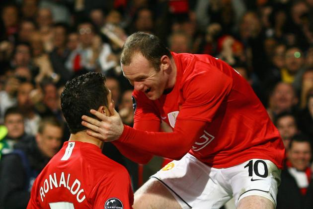 Without Ronaldo Return Selling Rooney Would Show Weakness by Man United