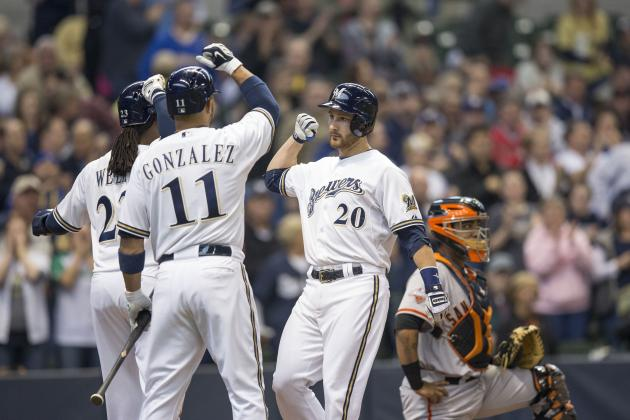 Baggs' Instant Replay: Brewers 7, Giants 2