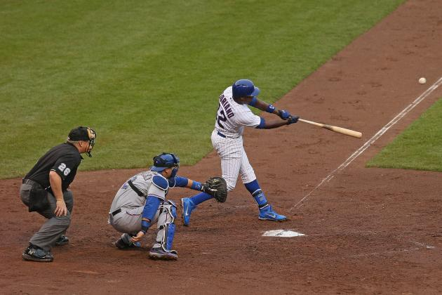 Rapid Reaction: Cubs 6 Rangers 2
