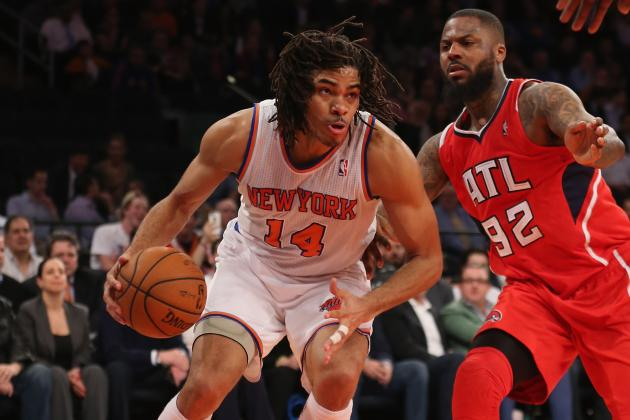 Why Chris Copeland Deserves a Spot in New York Knicks' Playoff Rotation