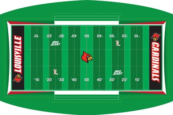 Louisville Football Will Have a Newly Designed Field For Next Season
