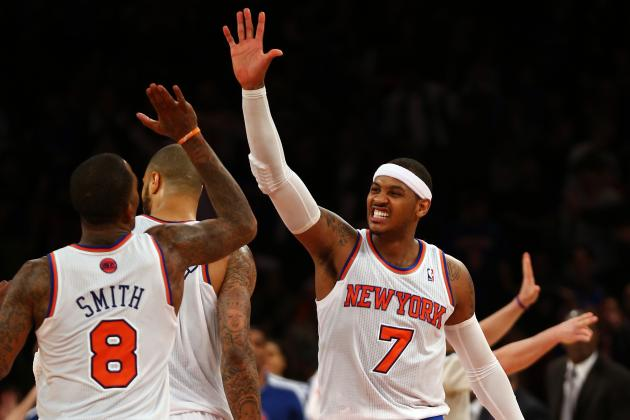 Key Statistics That Will Determine NY Knicks' 2013 Playoff Fate