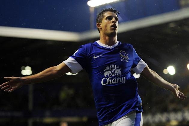 Why Kevin Mirallas Has Been the Premier League's Biggest Surprise This Season