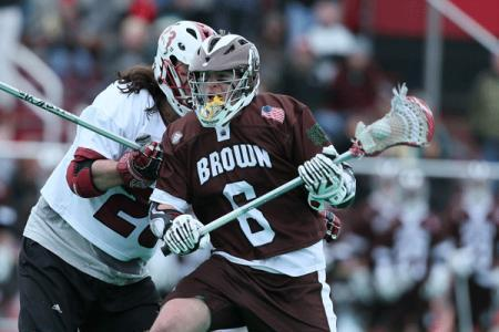 NCAA Lacrosse: Brown Holds on to Beat Providence 7-6 in Local Rivalry