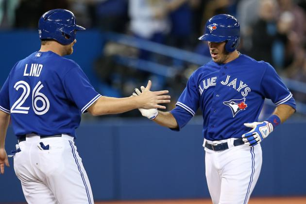Blue Jays: Possible Replacements for Struggling Adam Lind Via Trade