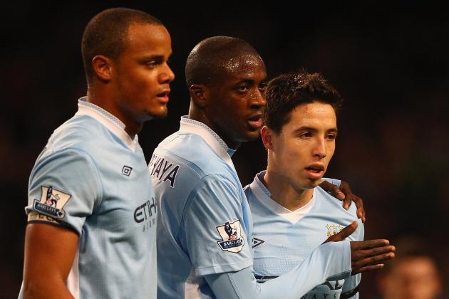 Manchester City Draw Blank in PFA Awards