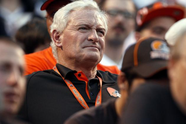 Jimmy Haslam May Be Asked to Step Down While Investigation Continues