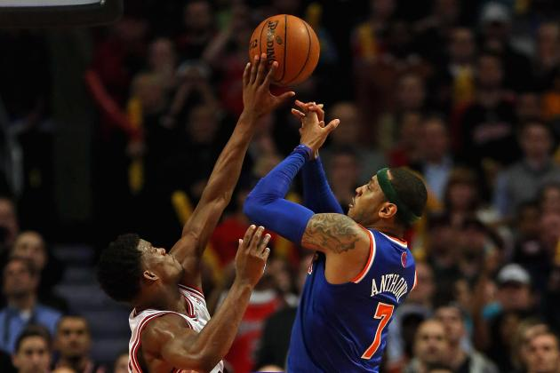 Melo: 'We Have a Chance to Do Something with This Team'