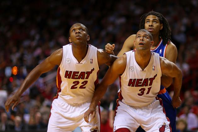 Heat Playoff Lineup: Thinking Big or Going Small?