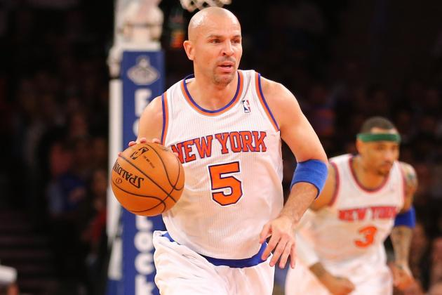 Knicks Counting on Kidd