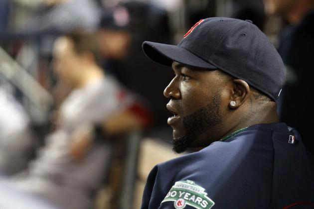 Ortiz: Contract Not a Factor in Return to Sox' Roster