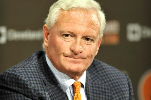 Browns Owner Jimmy Haslam May Be Asked to Step Down in Wake of FBI Probe