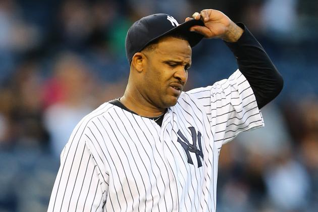 CC Sabathia Not Up to Speed, but Yankees Lefty Says No Big Deal