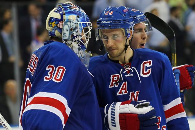 Callahan Sparks Rangers to Rout of Panthers