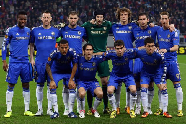 Chelsea Could Be 2013-14 Premier League Champions