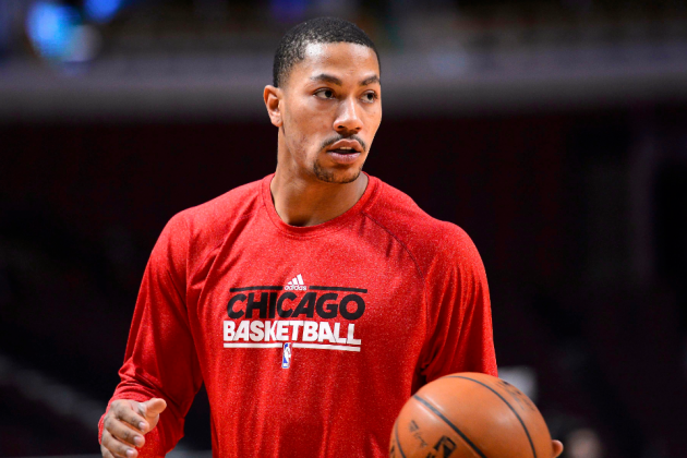 D-Rose Sued for Missing '13 Season