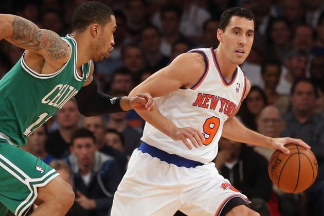Knicks' Prigioni Expected to Miss Opener of Playoffs