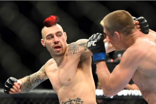 Dana White Gives Update on the Status of Dan Hardy