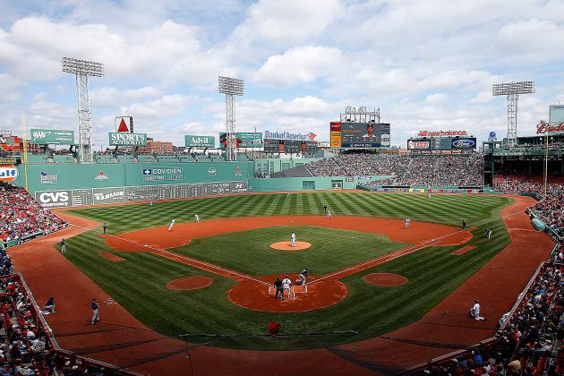 Bruins, Red Sox Games on Hold Due to Manhunt