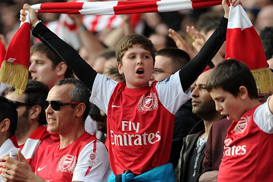 Teens for a Tenner at the Emirates Next Season