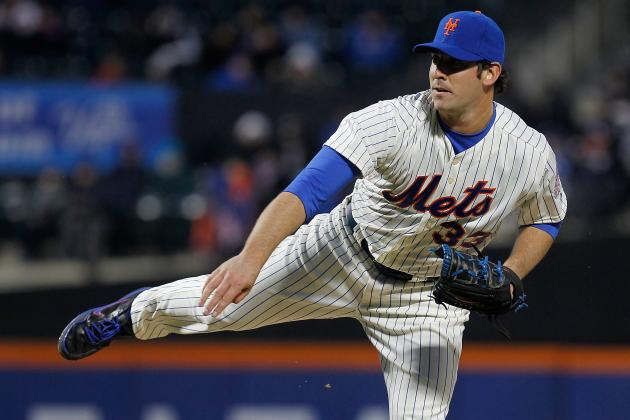 Matt Harvey Looking Forward to Matching Up Against Stephen Strasburg