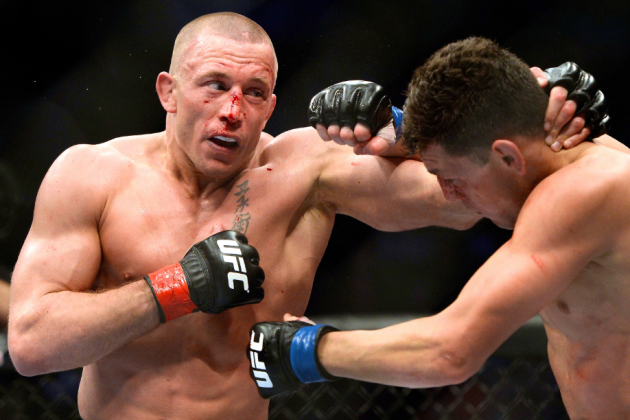 If Georges St-Pierre Asks for Anderson Silva Next, Hendricks Fight Will Wait