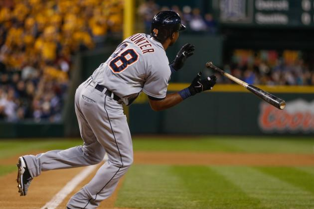 Fantasy Baseball:  Can Torii Hunter Continue to Turn Back the Clock?