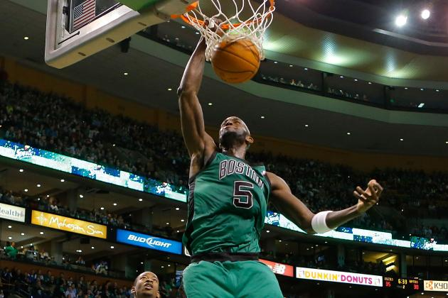 Garnett's Presence Big Difference for Celtics
