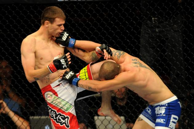 Tim Means Plans on Drowning Jorge Masvidal in Deep Waters at UFC on Fox 7