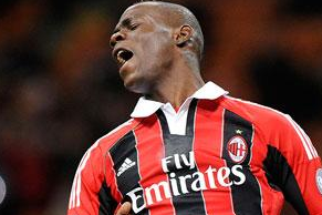 Balotelli Ban Reduced, Still Misses Juve