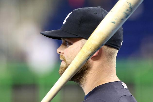 McCann's Rehab Delayed by Sore Wrist