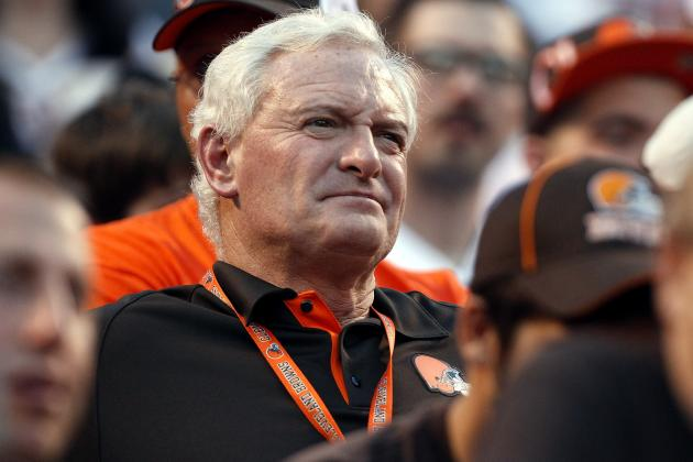 Report: Haslam Tells Browns Employees His Position Not in Jeopardy