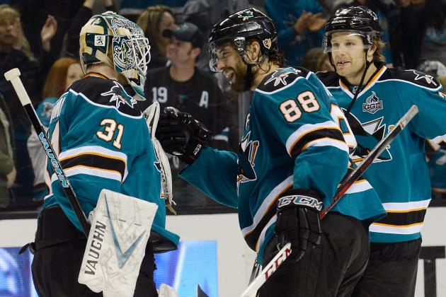 San Jose Sharks: Analyzing the Western Conference Playoff Picture