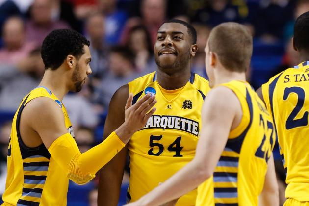 Thomas Decides to Remain at Marquette