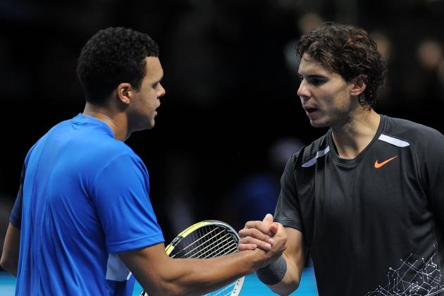 Nadal, Tsonga to Face off in Monte Carlo Semifinal