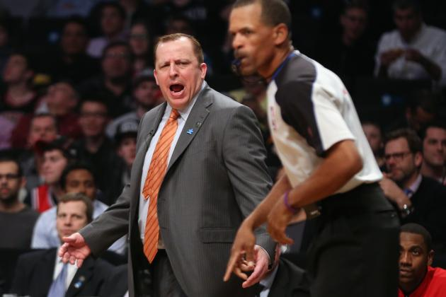 Thibodeau Turns in COY Performance But Will It Translate to the Playoffs?