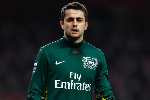 Lukasz Fabianski's Cracked Rib Gives Wojciech Szczesny Chance of a Run